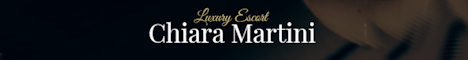 Chiara Martini Italian Luxury Escort