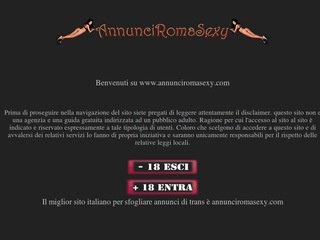 http://www.annunciromasexy.com/